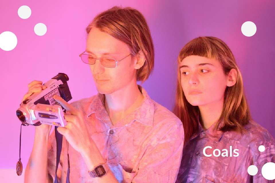 Coals   koncert