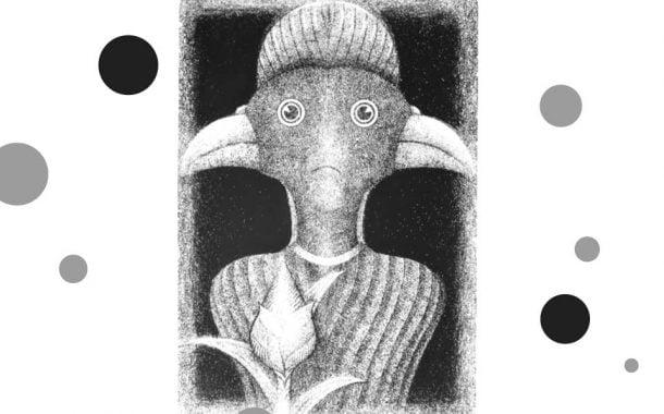 Grafika i rysunek | wystawa Roberta Budeckiego