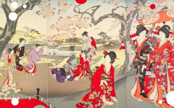 Kiermasz wiosenno-japoński