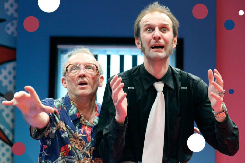 Mayday 2   spektakl Och-Teatr
