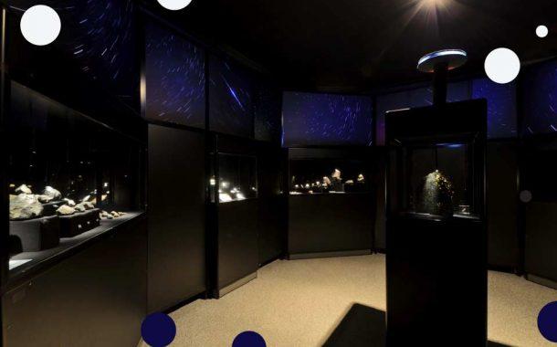 Meteoryty - kamienie z nieba | wystawa stała