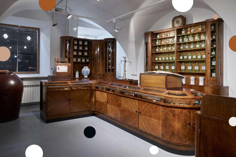 Noc Muzeów 2020 w Muzeum Farmacji