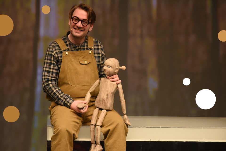 Pinokio | spektakl