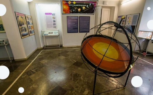 Ziemia w Układzie Słonecznym | wystawa stała