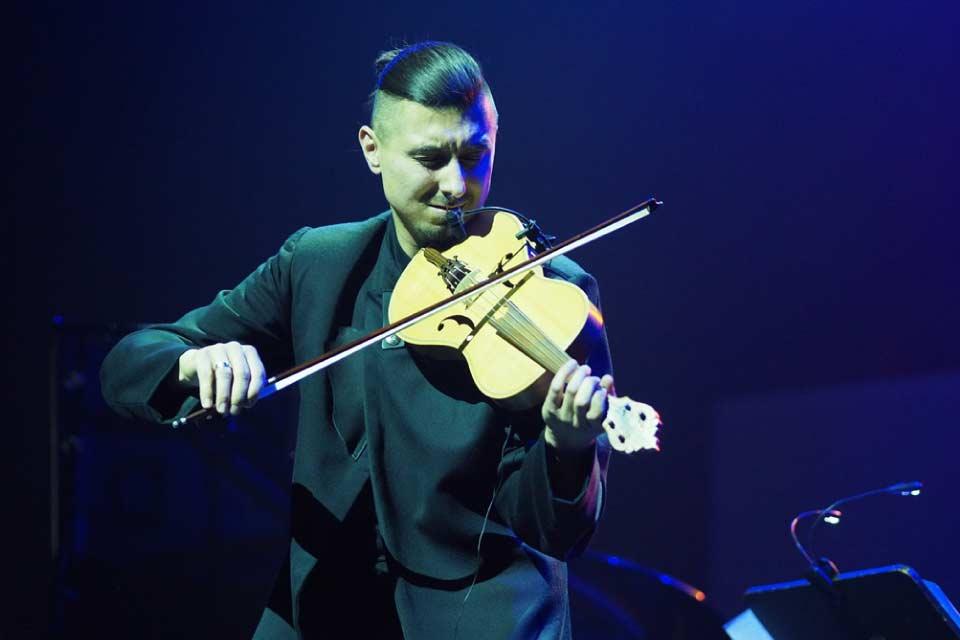 Adam Bałdych Quartet na Dobry Wieczór Jazz w Teatrze Muzycznym ROMA