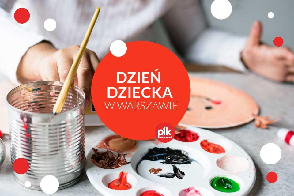 Dzień dziecka w Warszawie