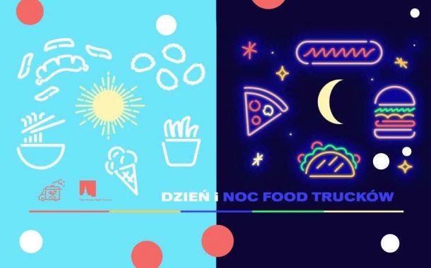 Żarcie Na Kółkach: Dzień i Noc Food Trucków