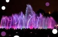Multimedialny Park Fontann w Warszawie - Harmonogram pokazów 2020