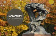 Koncerty Chopinowskie w Łazienkach Królewskich - online