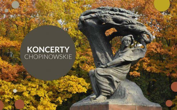 Koncerty Chopinowskie w Łazienkach Królewskich