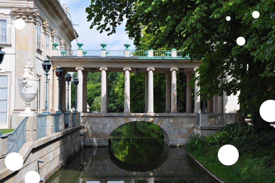 Majówka W łazienkach Królewskich Punkt Informacji Kulturalnej Warszawa