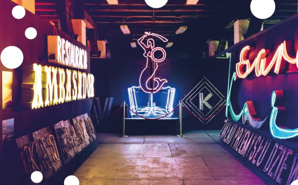 Noc Muzeów 2020 w Muzeów Neonów