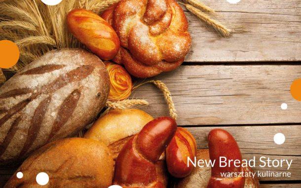 New Bread Story – opowieść o pieczeniu chleba