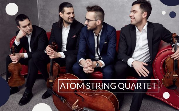 Atom String Quartet