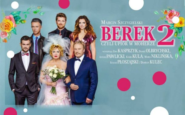 Berek, czyli upiór w moherze 2 | spektakl