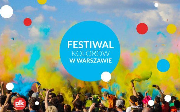 Festiwal Kolorów 2019 w Warszawie
