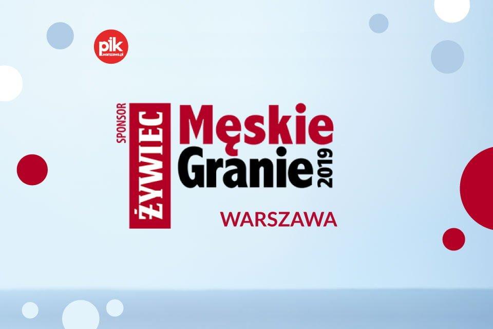 Męskie Granie - Warszawa [2019]