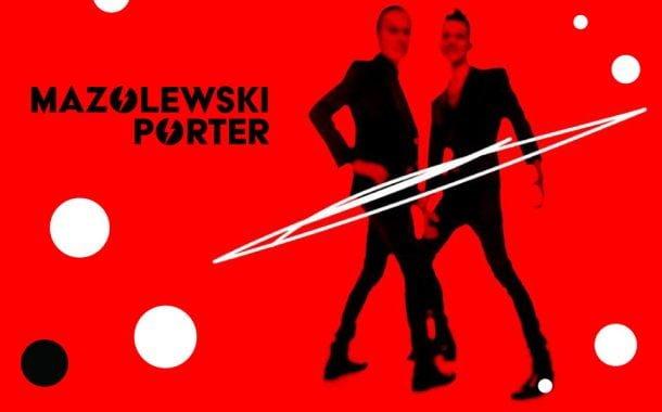 John Porter i Wojtek Mazolewski