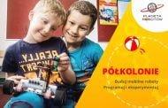 Letnie półkolonie z Planetą Robotów w Warszawie