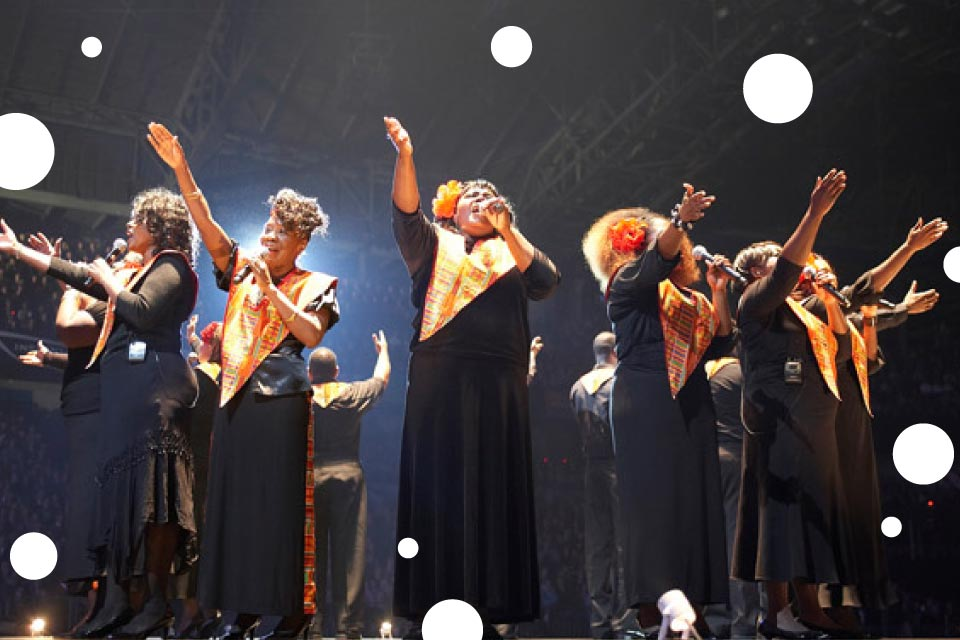 Harlem Gospel Choir | koncert