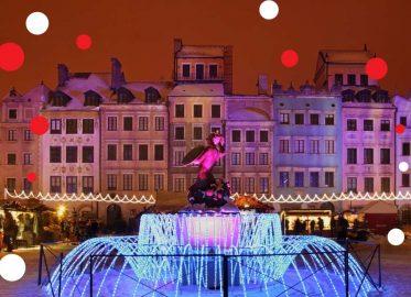 Jarmark Bożonarodzeniowy 2020 w Warszawie