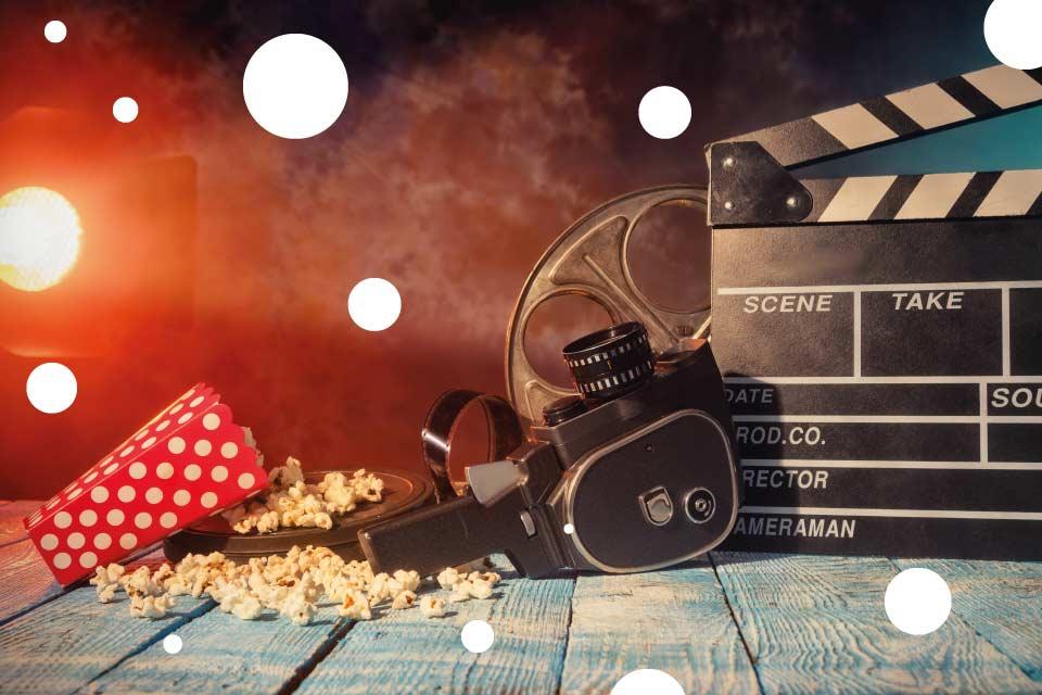 Kino plenerowe w Plażówka