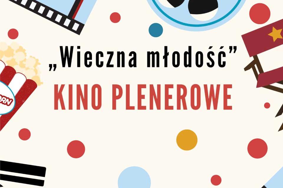 Kino plenerowe w Parku Polińskiego