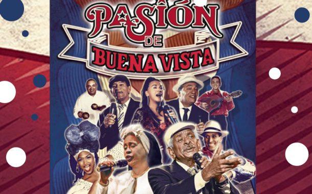 Pasión de Buena Vista   koncert