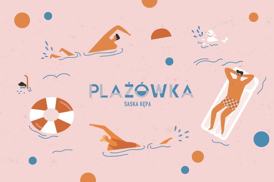 Plażówka - Saska Kępa