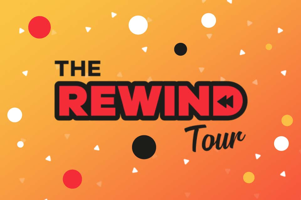 The Rewind Tour in Poland
