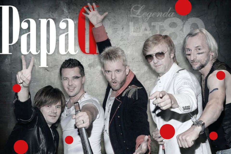 Papa D | koncert Jubileuszowy i Goście