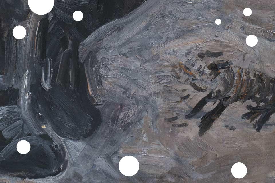 Zbiórka na placu - Edward Dwurnik | wystawa