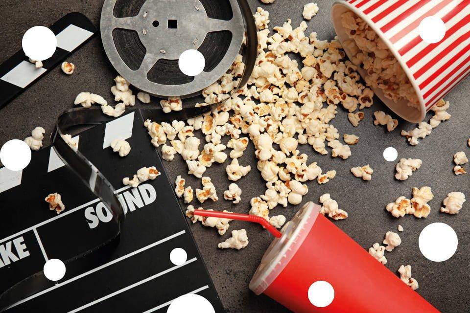 Plenerowe kino w Fala - Pawilon nad Wisłą