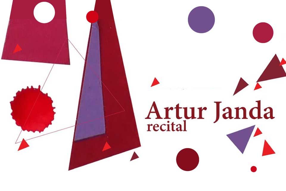 Artur Janda | recital