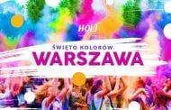 Holi Święto Kolorów w Warszawie