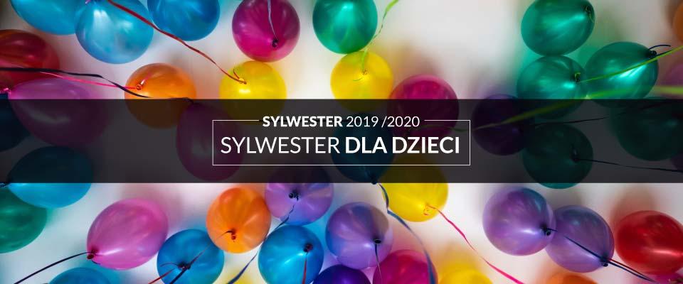 Sylwester dla dzieci w Warszawie