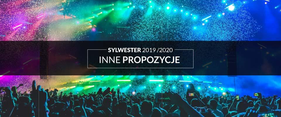 Sylwester w Warszawie inne propozycje