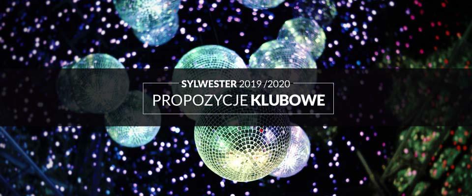 Sylwester w Warszawie propozycje klubowe!