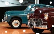 Klasyki w FSO | wystawa Motoryzacji w Fabryce