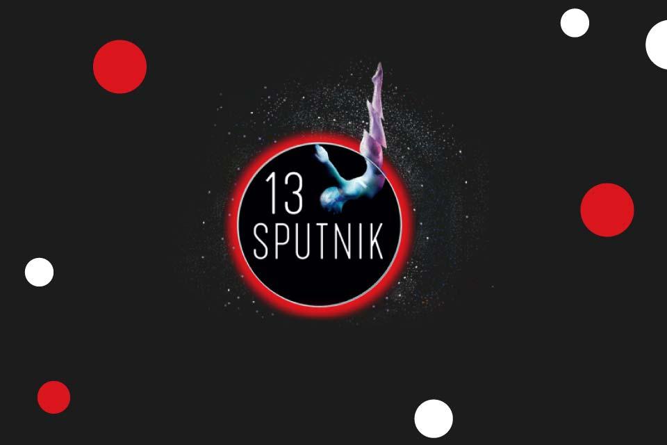 Sputnik w Fali - Próbne okrążenie