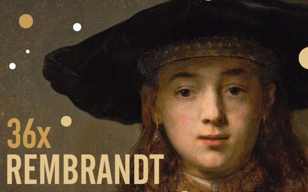36 x Rembrandt | wystawa