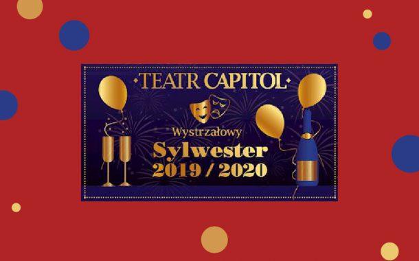 Sylwester w Teatrze Capitol | Sylwester 2019/2020 w Warszawie