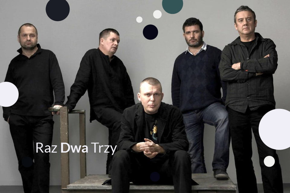 Raz Dwa Trzy | koncert odwołany
