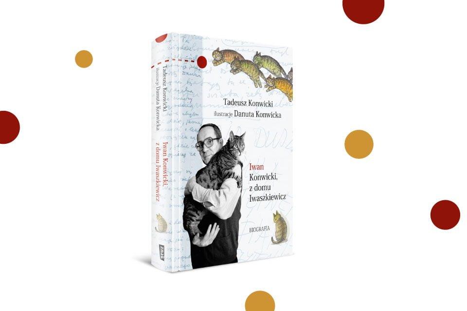 Iwan Konwicki z domu Iwaszkiewicz - biografia | recenzja