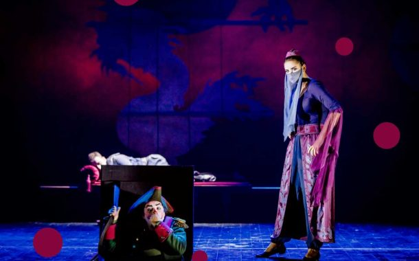 Księżniczka Turandot – spektakl sylwestrowy | Sylwester 2019/2020 w Warszawie