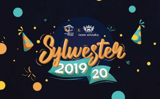 Sylwester w Coctail Bar Max & Dom Whisky | Sylwester 2019/2020 w Warszawie