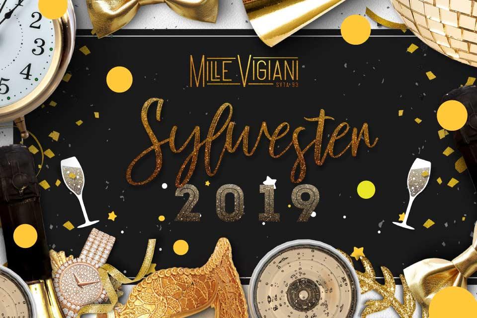 Sylwester w Mille Vigiani | Sylwester 2019/2020 w Warszawie