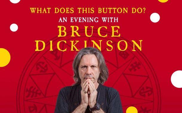 Bruce Dickinson | spotkanie