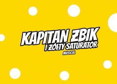 Kapitan Żbik i żółty saturator | musical