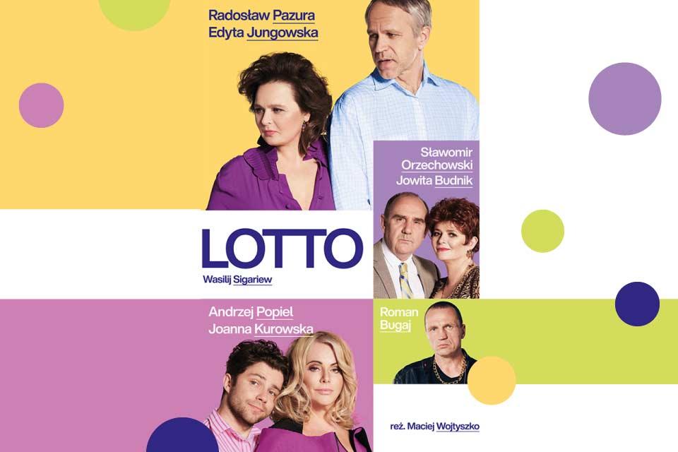 Lotto   spektakl